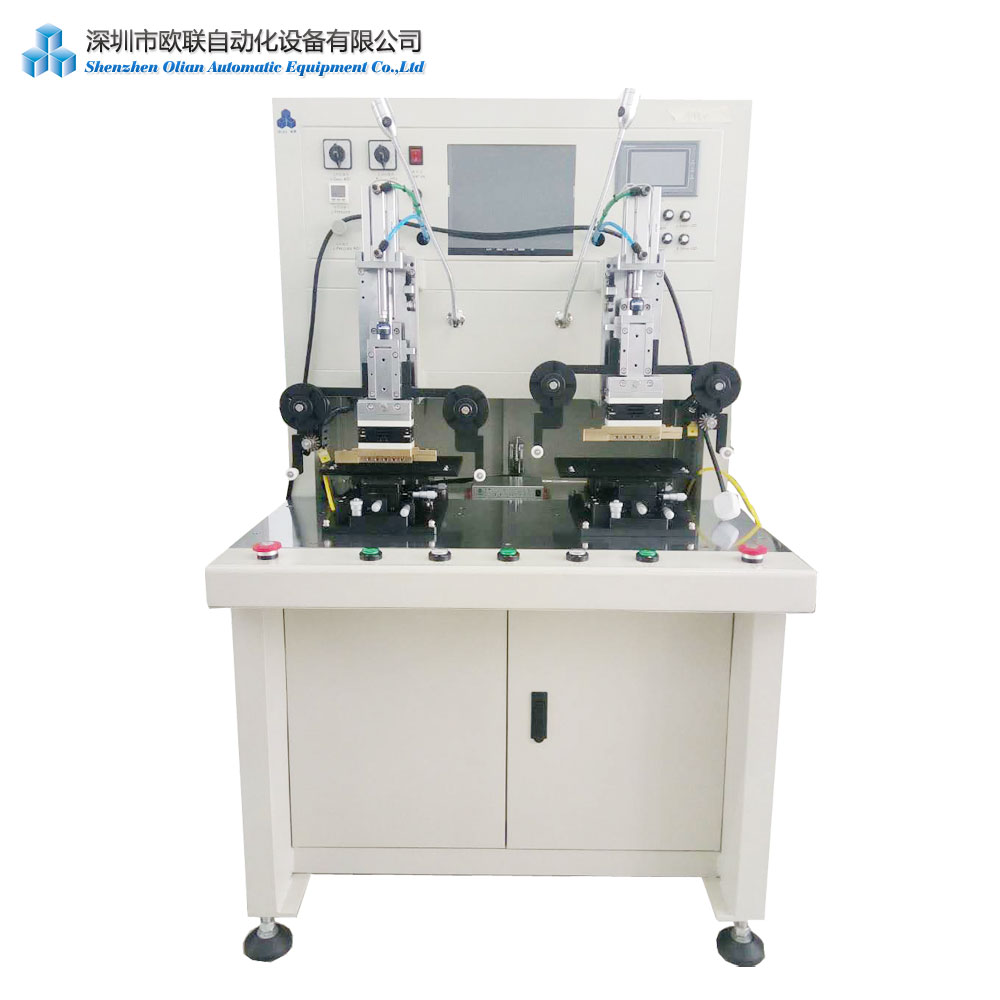 flex cable bonding machine