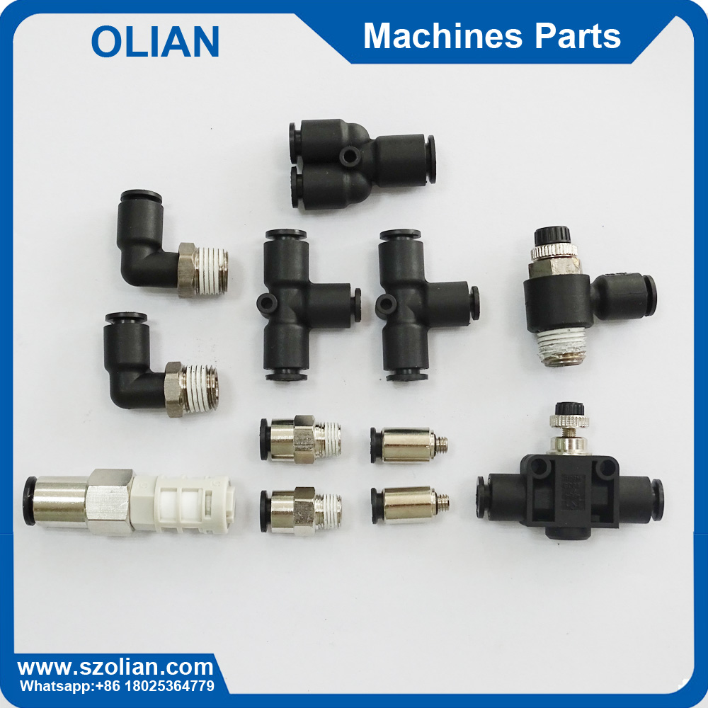 bonding machine parts