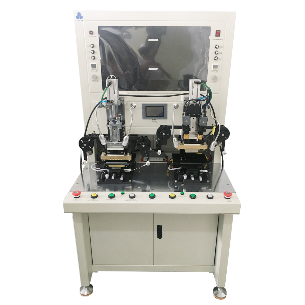 pulse heat bonding machine