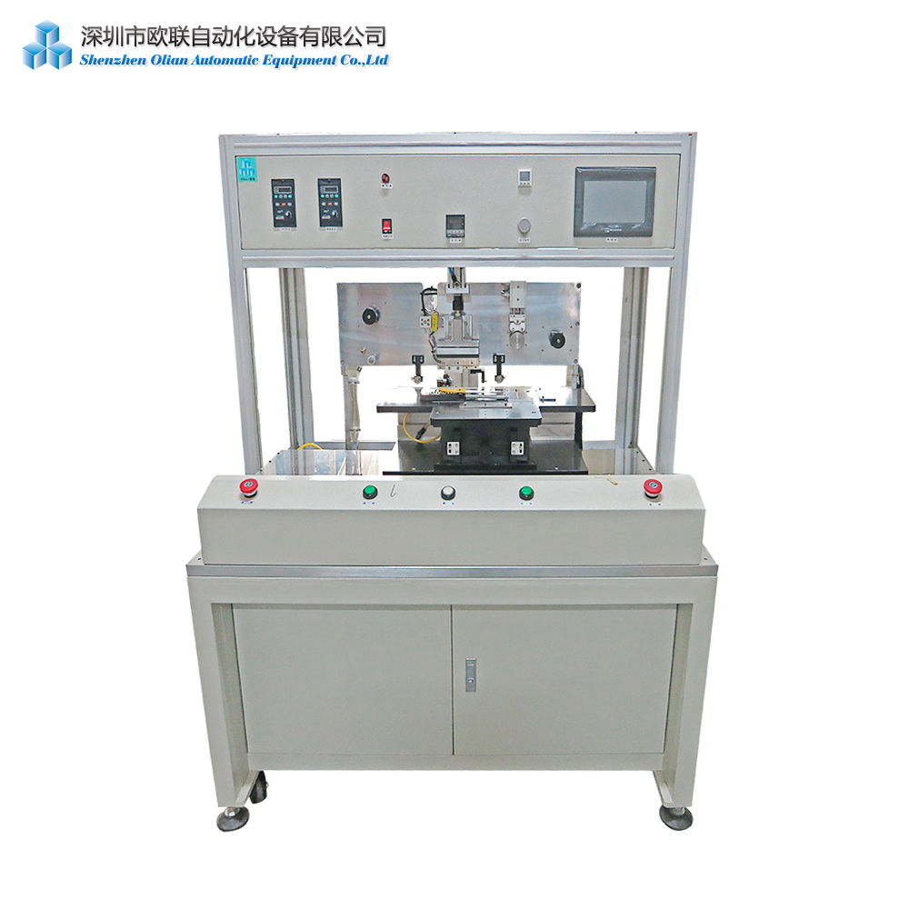 ACF attaching machines