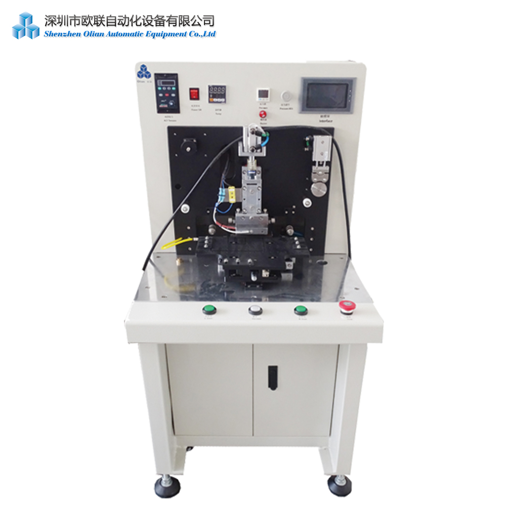 ACF Attaching machine